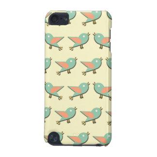 Modelo de los pájaros carcasa para iPod touch 5G