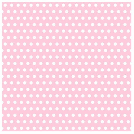 Fondos de pantallas en lunares blanco y fondo rosado - Imagui