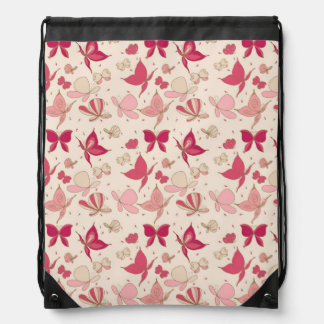 modelo de mariposa 2 mochilas