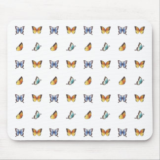 Modelo de mariposa: Arte del vector Tapetes De Ratón