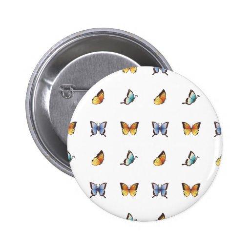 Modelo de mariposa: Arte del vector Pin
