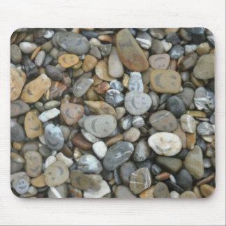 modelo de piedra fresco alfombrilla de ratón