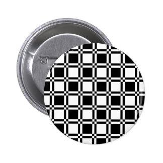 Modelo de tablero de ajedrez chapa redonda de 5 cm