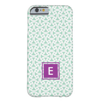 Modelo de Wellfleet - menta Funda Para iPhone 6 Barely There