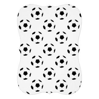 Modelo del balón de fútbol comunicado