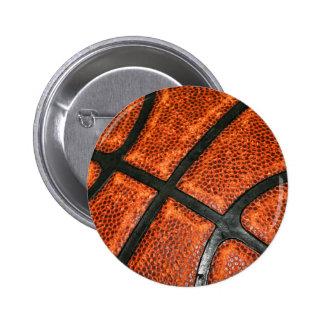 Modelo del baloncesto chapa redonda de 5 cm