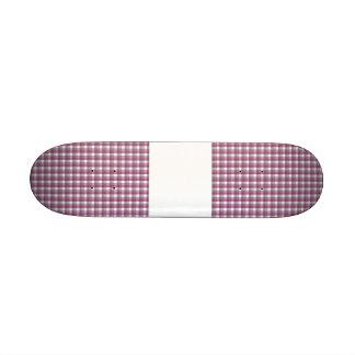 Modelo del control de la guinga Rosado gris y b Patines Personalizados