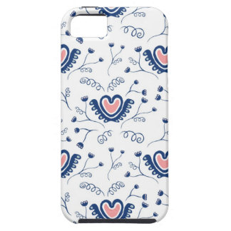 """""""Modelo del corazón """" iPhone 5 Case-Mate Carcasas"""