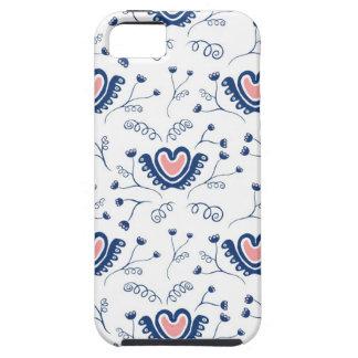"""Modelo del corazón "" iPhone 5 Case-Mate Protector"