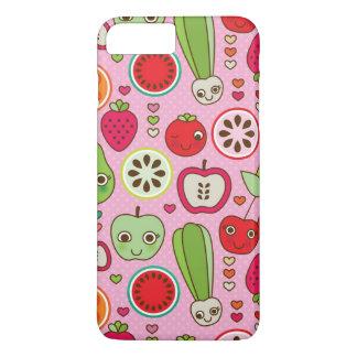 modelo del ejemplo de la cocina de la fruta funda iPhone 7 plus