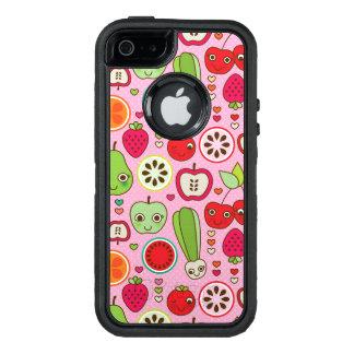 modelo del ejemplo de la cocina de la fruta funda otterbox para iPhone 5/5s/SE