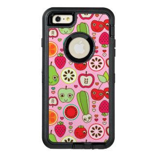 modelo del ejemplo de la cocina de la fruta funda otterbox para iPhone 6/6s plus