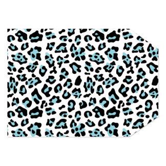 Modelo del estampado de animales del leopardo del anuncios