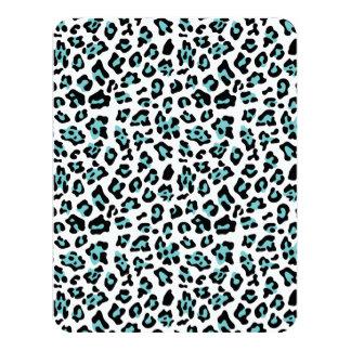 Modelo del estampado de animales del leopardo del invitacion personalizada