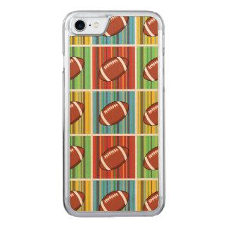 Modelo del fútbol funda para iPhone 7