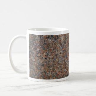 Modelo del granito taza de café
