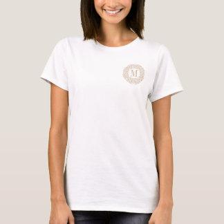 Modelo del Griego de la Mujer Maravilla Camiseta
