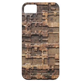 Modelo del moho de Techno iPhone 5 Case-Mate Coberturas