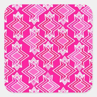 Pegatinas sombra color de rosa fucsia dise os de for Papel pintado art deco