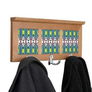 Modelo del romance del soporte del gancho de la colgador para abrigos