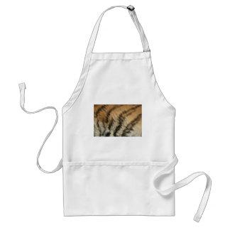 Modelo del tigre delantal