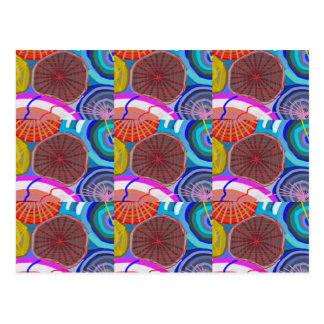 Modelo del Web de ARAÑA:  Arte ÚNICO por NavinJOSH Postales