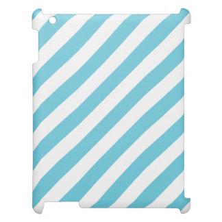 Modelo diagonal azul y blanco de las rayas