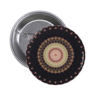 Modelo elegante de la lona del caleidoscopio pins