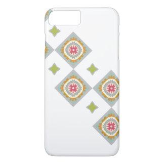 Modelo embellecido del tablero de damas funda iPhone 7 plus