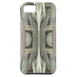 Modelo entonado gris de la armadura de Nuetral Funda Para iPhone SE/5/5s