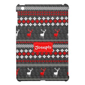 Modelo escandinavo del navidad de los ciervos