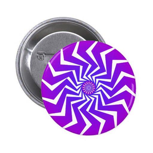 Modelo espiral psicodélico: Arte del vector: Pins