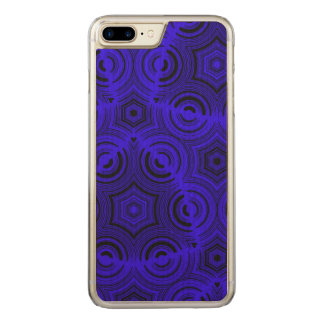 Modelo feo azul funda para iPhone 7