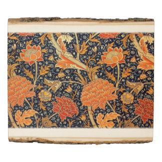 Modelo floral de Nouveau del arte de William