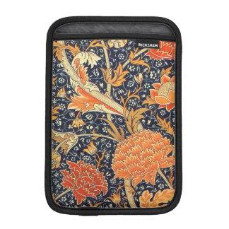Modelo floral de Nouveau del arte de William Funda Para iPad Mini