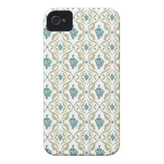modelo fresco del vintage iPhone 4 Case-Mate protectores