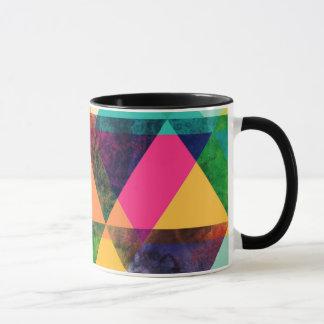Modelo geométrico abstracto del triángulo de la taza