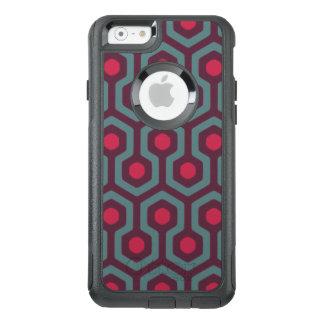 Modelo geométrico abstracto funda otterbox para iPhone 6/6s