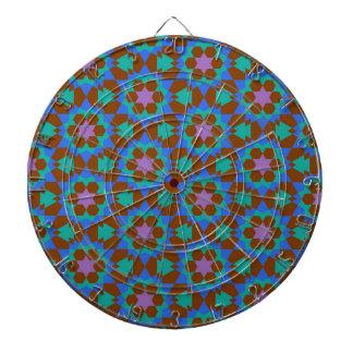 modelo geométrico islámico diana