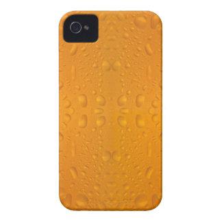 Modelo macro 8868 del vidrio de cerveza carcasa para iPhone 4