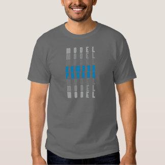 Modelo masculino de las fotos de Gamboa - Camisetas