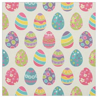 Modelo moderno de la decoración de los huevos de telas