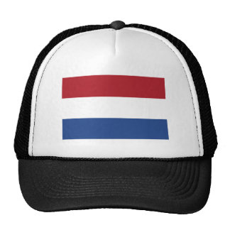 Modelo patriótico de Netherland Holanda Gorras