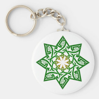 Modelo pattern ornament árabe arabic llavero redondo tipo chapa