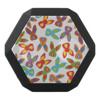 Modelo psico de Pascua colorido Altavoz Negro Con Bluetooth