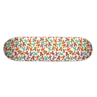 Modelo psico de Pascua colorido Monopatín 20 Cm