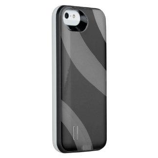 Modelo retro de Black&White Funda Power Gallery™ Para iPhone 5 De Uncommon
