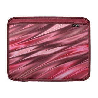 Modelo rosado de la frambuesa funda  MacBook