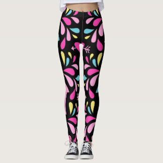 Modelo rosado leggings