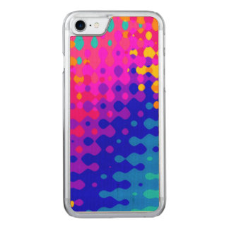 Modelo totalmente Trippy del hippy Funda Para iPhone 7 De Carved